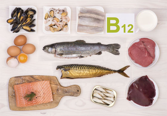 fuente natural vitamina b12