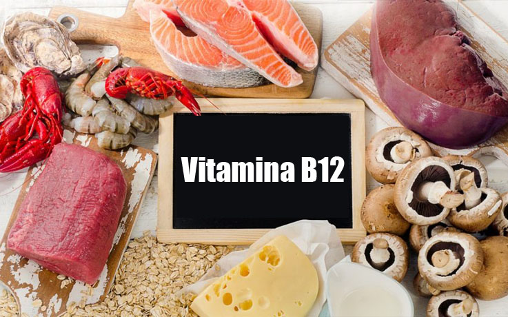 vitamina b12 baja embarazo