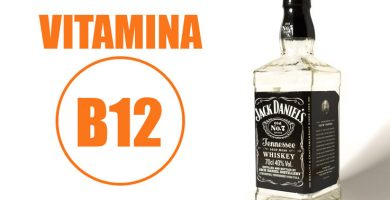vitamina b12 alcohol